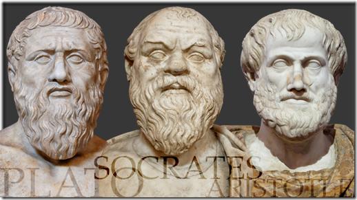 Plato-Socrates-Aristotle